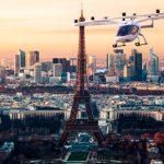 Region Paris testet elektrisches Flugtaxi