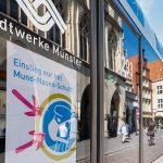 Stadt und Stadtwerke Münster erhalten Geld aus Corona-Rettungsschirm für ÖPNV