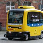 Gesetz zum autonomen Fahren