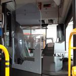 Regio Bus Baden-Württemberg: 1.000 Busse mit Trennscheiben ausgerüstet