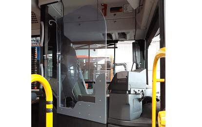 Regio Bus Baden-Württemberg hat 1.000 Busse mit Trennscheiben ausgerüstet (Bild: DB)