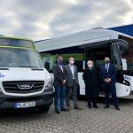 NIAG testet Elektrobusse im Linienbetrieb