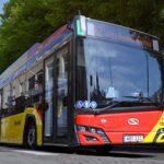 Solaris-Wasserstoffbusse für Sandviken