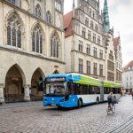 Bargeldloses Zahlen in Münster