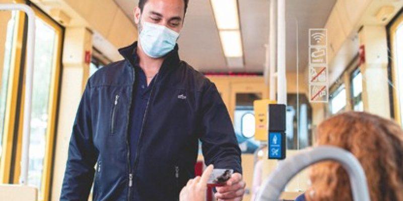 Viele wissenschaftliche Studien haben gezeigt, dass es im ÖPNV kein erhöhtes Infektionsrisiko gibt.