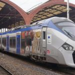 Grenzüberschreitende Schienenverbindungen mit Frankreich