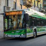 Mailand bestellt 100 weitere Urbino 12 electric