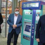 Hanau wird 400. RMV-JobTicket-Partner