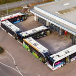 Verkehrsbetriebe Nordhausen nehmen fünf Sileo S12 in Betrieb