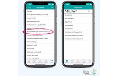 Durch ihre Integration in die mobile Ticketing-Plattform HandyTicket Deutschland bieten die NVB einen modernen, zukunftsorientierten, digitalen und nicht zuletzt in Zeiten von Corona auch besonders hygienischen Vertriebskanal.