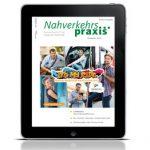 Die November-Ausgabe der Nahverkehrs-praxis ist da!