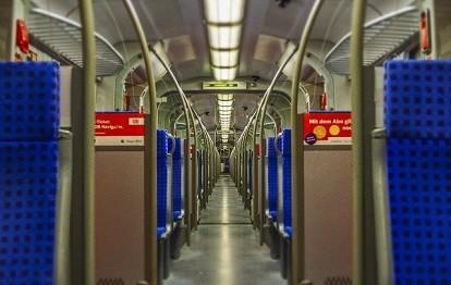 S-Bahn-Sitze