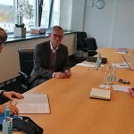 VDV und GIZ setzen sich für internationalen Wissenstransfer ein