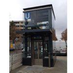 Neue Aufzüge für die Berliner U-Bahn