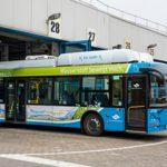 Stadtwerke Münster testen Brennstoffzellenbus