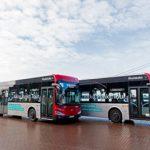 Rheinbahn nimmt neue E-Busse in Betrieb