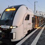 Erfolgreicher Betriebsstart der Linie RE 4