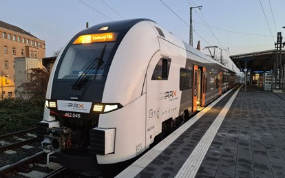 Die National Express Rail GmbH hat am 13.12.2020 erfolgreich den Betrieb der Linie RE 4 aufgenommen. National Express ist nun der Betreiber von insgesamt fünf Linien in Nordrhein-Westfalen und Rheinland-Pfalz: RE 7, RB 48, RE 5 (RRX), RE 6 (RRX) und RE 4.