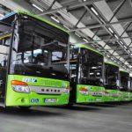 25 Setra Low Entry Busse für Hessen und Sachsen
