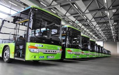 Die Medenbach Traffic GmbH sowie die Regiobus Mittelsachsen GmbH erneuen ihren Fuhrpark mit Setra Low Entry Fahrzeugen.