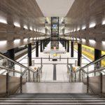 Die neue Berliner U5 ist eröffnet