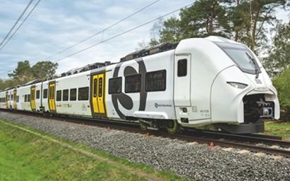 Der Regional- und Pendlerzug Mireo von Siemens Mobility hat den Deutschen Nachhaltigkeitspreis Design gewonnen. Die erste Flotte dieses Fahrzeugtyps ist seit Juni 2020 in Baden-Württemberg im Rheintal-Netz im Einsatz und mittlerweile sind bereits über 180 Züge bestellt worden.