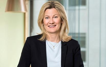 Anna Westerberg, neue Präsidentin der Volvo Bus Corporation und Mitglied des Vorstands der Volvo Group (Bild: Volvo Group)