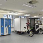 HOCHBAHN: Mikrodepot für Warenlogistik