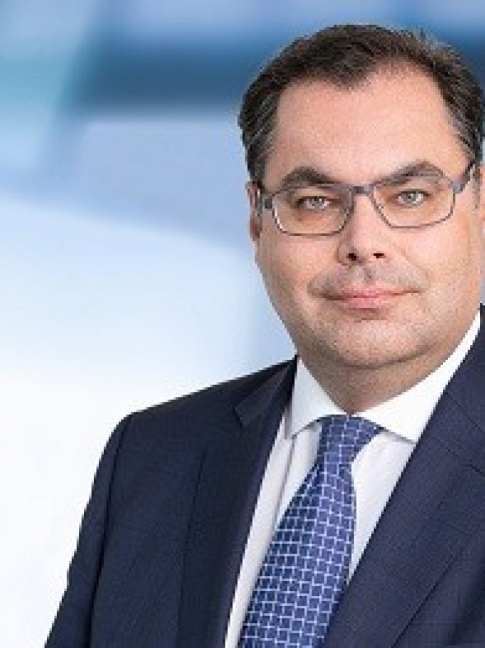 Ingo Wortmann, Präsident des Verbandes Deutscher Verkehrsunternehmen (VDV)