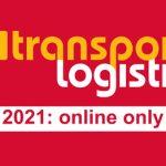 transport logistic 2021 nur online