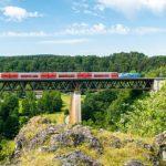 SPNV-Nutzung in Bayern sinkt, Zufriedenheit steigt