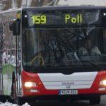 Nahverkehr in NRW vom Schneefall stark betroffen