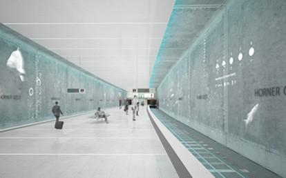 Der U-Bahn-Netzausbau in Hamburg erreicht einen weiteren wichtigen Meilenstein. Im März starten die offiziellen Bauarbeiten für die Verlängerung der U4 auf die Horner Geest.