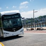 lrizar e-mobility liefert acht Elektrobusse nach Hamburg