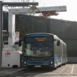 Internationaler E-Bus-Test in Osnabrück