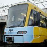 Stuttgarter Stadtbahnen mit neuem Maskendesign
