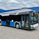 NIAG testet Wasserstoffbus im Linienbetrieb
