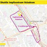 Mit BVG und S-Bahn zum Impfen