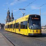 Dresdner Verkehrsbetriebe erreichen beim ÖPNV-Kundenbarometer erneut Spitzenplatz