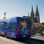 Siemens rüstet Regensburger Busdepot für  Elektromobilität aus