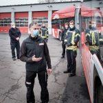 Rettungsleitfaden hilft im Einsatz bei E-Bus-Defekten