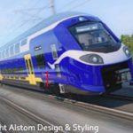 Alstom-Doppelstockzüge für die LNVG