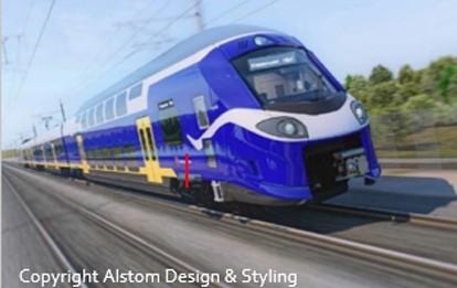 Alstom liefert an die Landesnahverkehrsgesellschaft Niedersachsen (LNVG) 34 neue elektrische Doppelstocktriebzüge des Coradia Stream High Capacity. Der Auftrag im Gesamtwert von rund 760 Millionen Euro umfasst neben der Lieferung der Züge auch die Instandhaltung der Fahrzeuge für 30 Jahre.