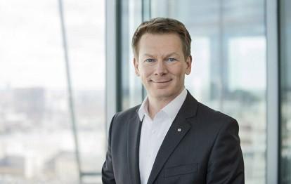 Dr. Richard Lutz, Vorstandsvorsitzender der Deutschen Bahn AG (Bild: Deutsche Bahn AG / Max Lautenschläger)