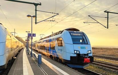 Die ODEG – Ostdeutsche Eisenbahn GmbH erhält vom Land Mecklenburg-Vorpommern und der VMV Verkehrsgesellschaft Mecklenburg-Vorpommern mbH den Zuschlag für die SPNV-Leistungen für das Teilnetz Ostseeküste II.