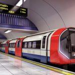 Die neuen U-Bahn-Züge der Londoner Piccadilly-Linie