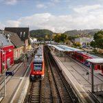 Meilenstein für den S-Bahn-Ausbau auf der Oberbergischen Bahn