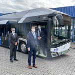 NIAG testete weiteren Wasserstoffbus