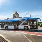 Erste E-Busse von Solaris auf dem tschechischen Markt gehen nach Ostrava