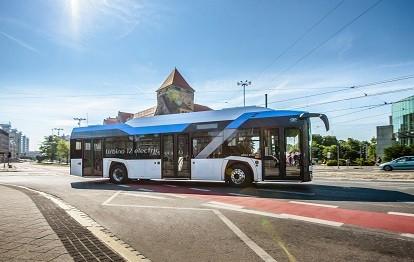 Solaris Urbino 12 electric (Bild: Solaris)